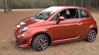 Fiat 500 Turbo 2013 Videos