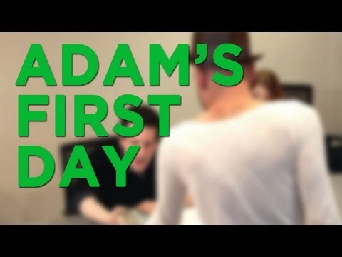 Adam Sessler's First Day at Rev3
