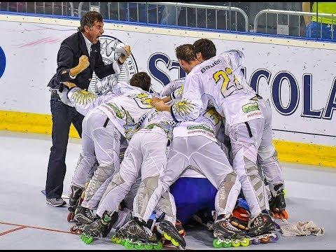 Argentina vs. Hungria - 2017 IIHF Inline Hockey World Championship