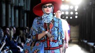 Gucci | Cruise 2017 Full Fashion Show | Exclusive