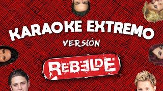 Karaoke Extremo: Versión RBD