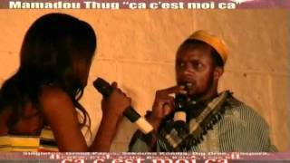 Mamadou Thug - Live Performance in Conakry