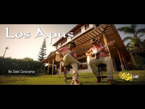 Los Apus Del Perú / No Debí Conocerte / Vídeo Oficial 2019 / Tarpuy Producciones