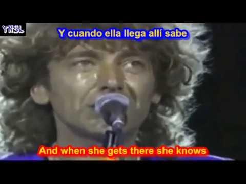 Download Stairway to heaven - Led Zeppelin ( SUBTITULADA ESPAÑOL  INGLES )