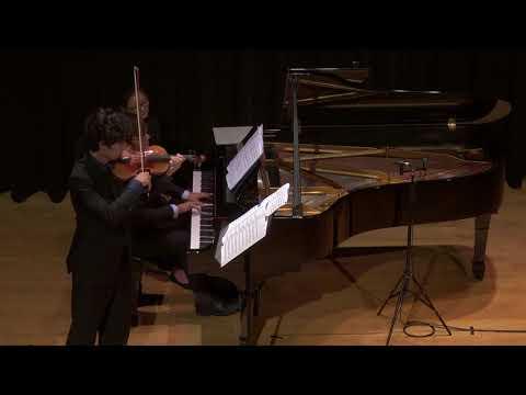 Stravinsky: Duo Concertante: III. Eglogue II