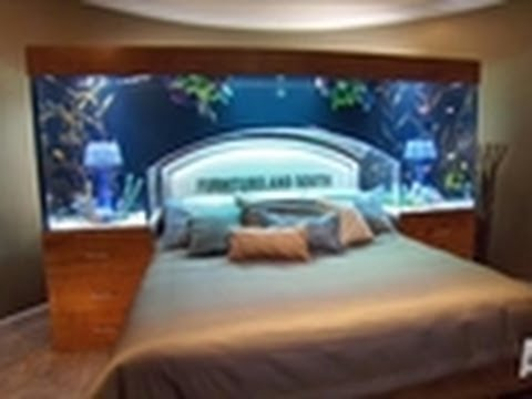 Incredible Bed Frame Tank Tanked YouTube