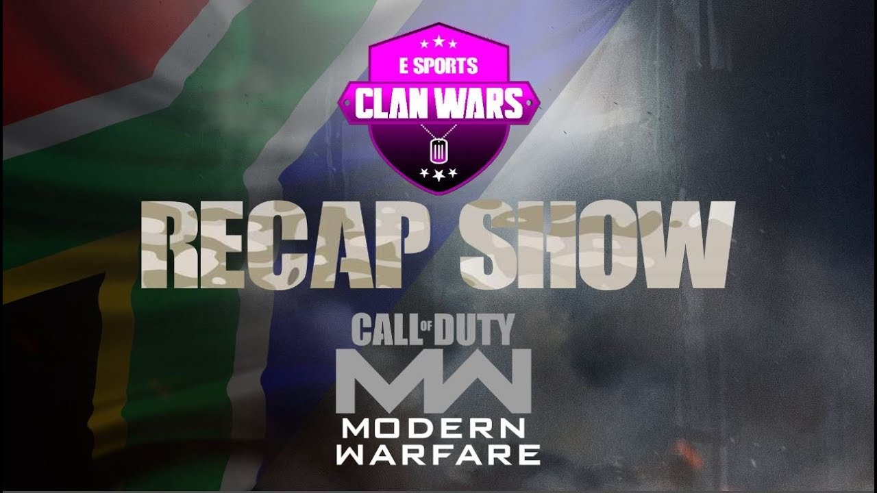 Recap Show COD Clan Wars Season 3 Week 6