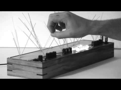 Folktek illuminist Garden = grain, waves and broken beats