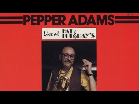 Conjuration - Pepper Adams