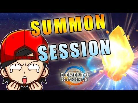 🔴 REFILL DE SHOP ET SUMMON SESSION DE TOUTE BEAUTE- Might And Magic Elemental Guardians- MMEG FR