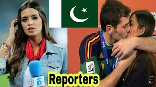 Pakistani reporter roast Part 4   san ki roast