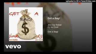 CJ SO COOL - Get A Bag ft. Jinx Da Rebel- Bass Boosted
