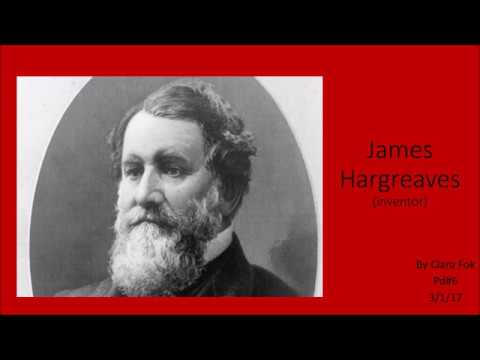 James Hargreaves project