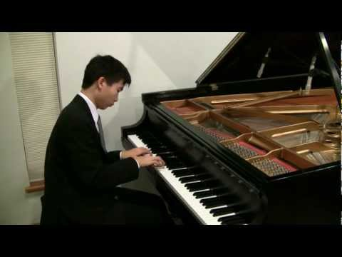 Piano Sonata No. 22 in F major, Op. 54, by Ludwig van Beethoven - Evan Chow, pianist