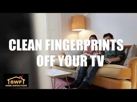 SWF Home Inspections - Fingerprints On TV