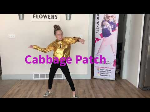 How To Do The Cabbage Patch (Hip Hop Dance Moves)