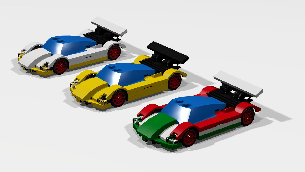 How To Build An Endurance Lego Racing Car Youtube