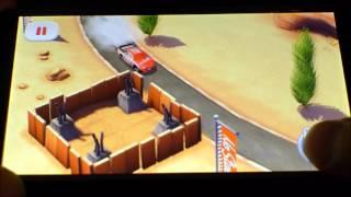汽車總動員:快如閃電 遊戲示範
