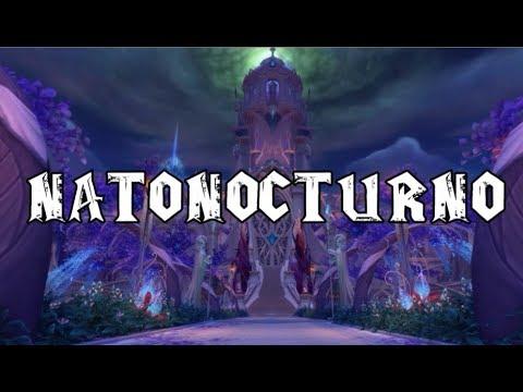 World of Warcraft Battle for Azeroth en español (2) - Natonocturno (Raza aliada)