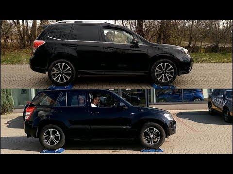 Which 4x4 system is better? Old Suzuki Grand Vitara or New