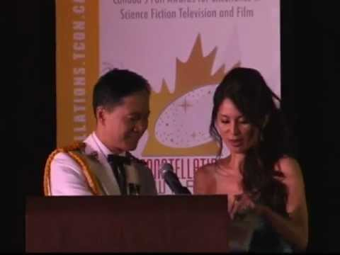 Constellation Awards  - Josie Lee and Derwin Mak