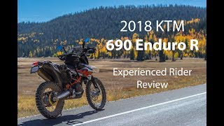 2018 KTM 690 Enduro R Review : Searching for Unicorns