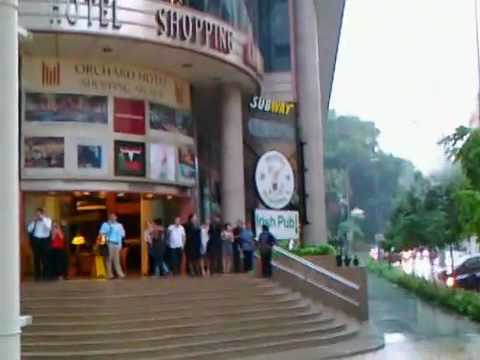 Singapore -  Orchard Road.mp4