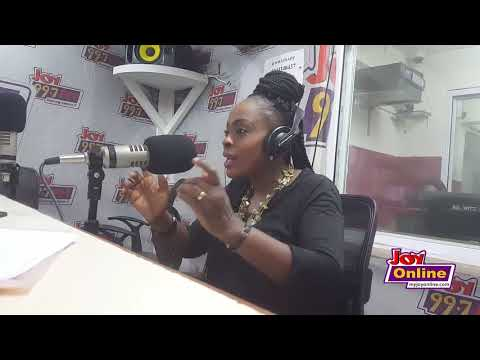 I want to battle Reggie Rockstone on live TV – Akosua Adjepong