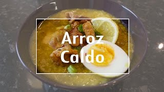 Yummy Chicken Arroz Caldo