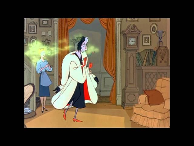 101 Dalmatiërs/101 Dalmations - Cruella de Vil Dutch, part 1