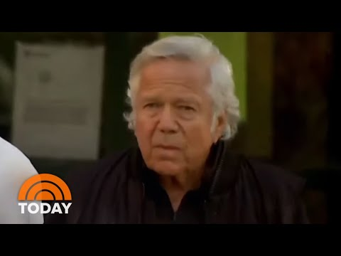 Graphic Details Emerge In Robert Kraft's Prostitution Case |