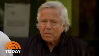 Graphic Details Emerge In Robert Kraft's Prostitution Case | TODAY