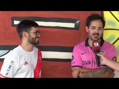 Hermanos y rivales: la historia de Maxi y Luciano Mendiburo