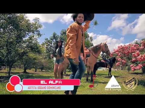 Entrevista El Alfa By Events360