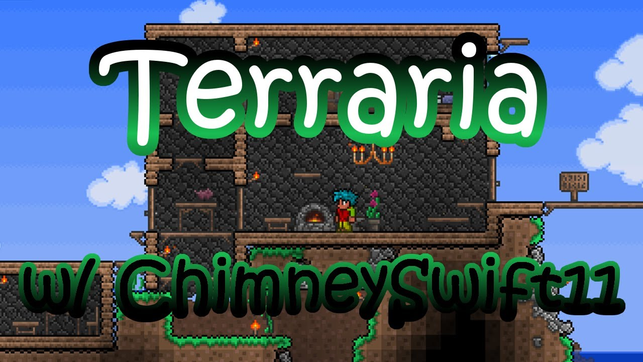 how to make a chimney in terraria