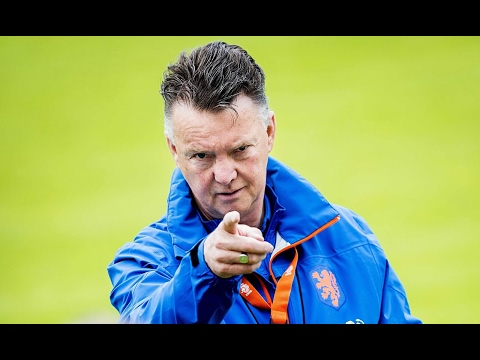 Louis Van Gaal ● Best Moments Ever ● 1991–2017 | #ThanksLouis!