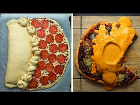 4 Monster Pizza Recipes Perfect For Sharing