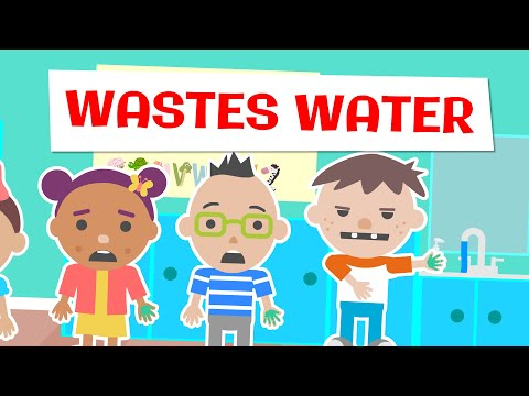 Stop Wasting Water, Roys Bedoys! - Read Aloud Children's Books
