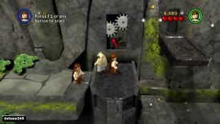 Lego Star Wars: The Complete Saga Gameplay #2 (PC HD)