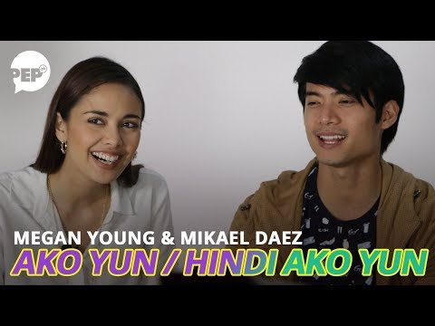 """Mikael Daez tells Megan Young: """"Buti na lang, we might not live together."""" 