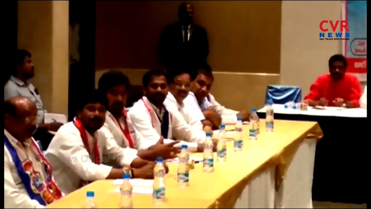 V Hanumantha Rao Counducted Round Table Conferences Bc Reservations