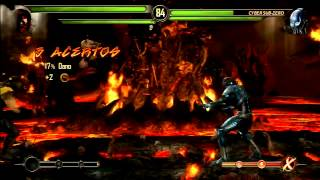 Mortal Kombat Komplete Edition Gameplay