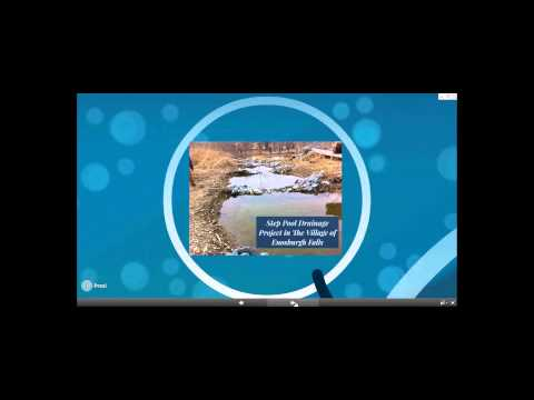 Webinar: From the Ground Up - A Grassroots Approach to Stormwater Management