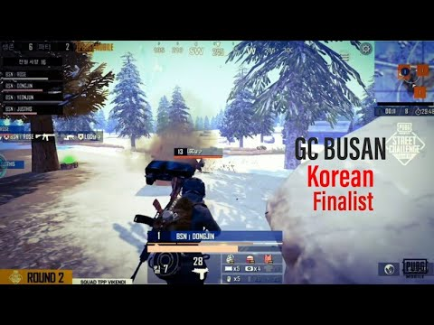 GC Busan PMCO Korean Global Finalist