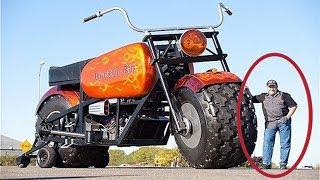 दुनिया की 5 सबसे बड़ी मोटरसाइकिल   Top 5 Biggest motorcycles In The World  Biggest bike