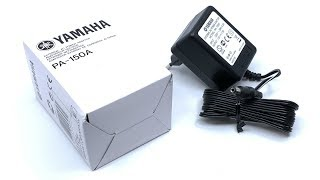 Yamaha External AC Power Adapter PA-150A【4K】