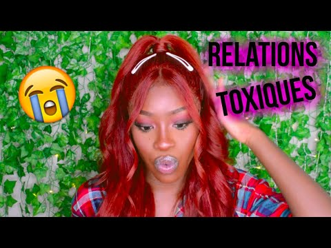 CHIT CHAT GRWM (RELATIONS TOXIQUES ... ) - Ft megalook Hair - 동영상