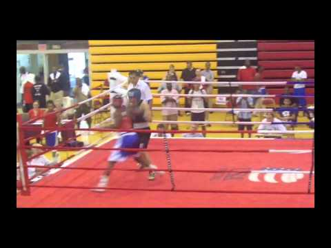 "Kenny ""Bossman"" Sims Jr. Boxing Highlight Reel"