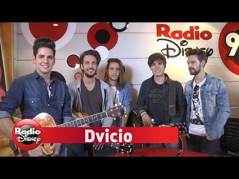 Dvicio en entrevista para Radio Disney México