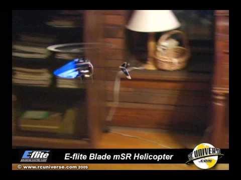 Eflite Blade mSR